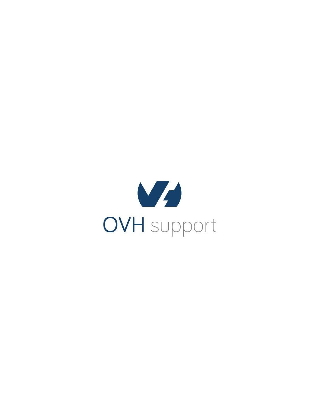 support ovh
